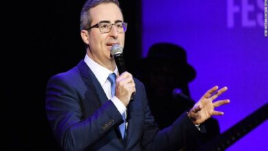 #John_Oliver talks possibility of another #pandemic on season premiere of '#Last_Week_Tonight'