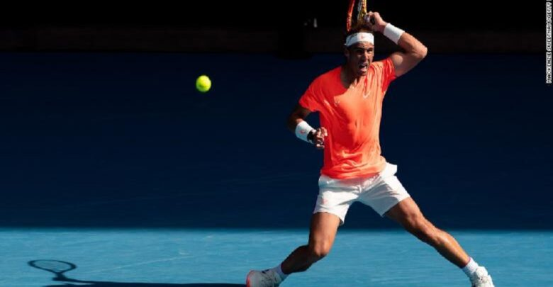 #Rafael_Nadal eases into #Australian_Open quarterfinals, remains on course for #record-breaking #grand_slam