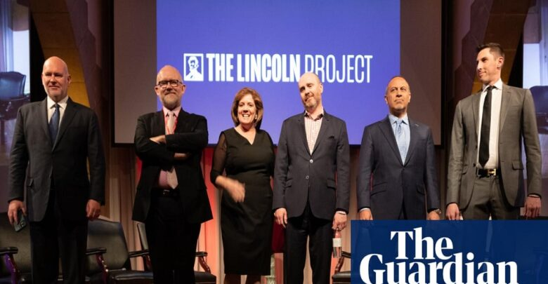 #Embattled_Lincoln_Project #vows to keep going despite #turmoil from #allegations, #resignations