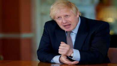 Johnson very confident about protection of vaccines used in UK