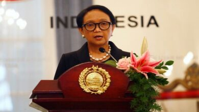 #Indonesian_foreign_minister to visit #Myanmar as #pressure mounts on #generals