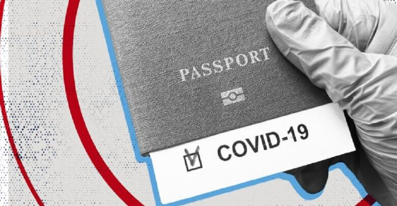 #Vaccine_passports to prove #Covid_immunity could be banned in some circumstances, #Boris_Johnson indicates