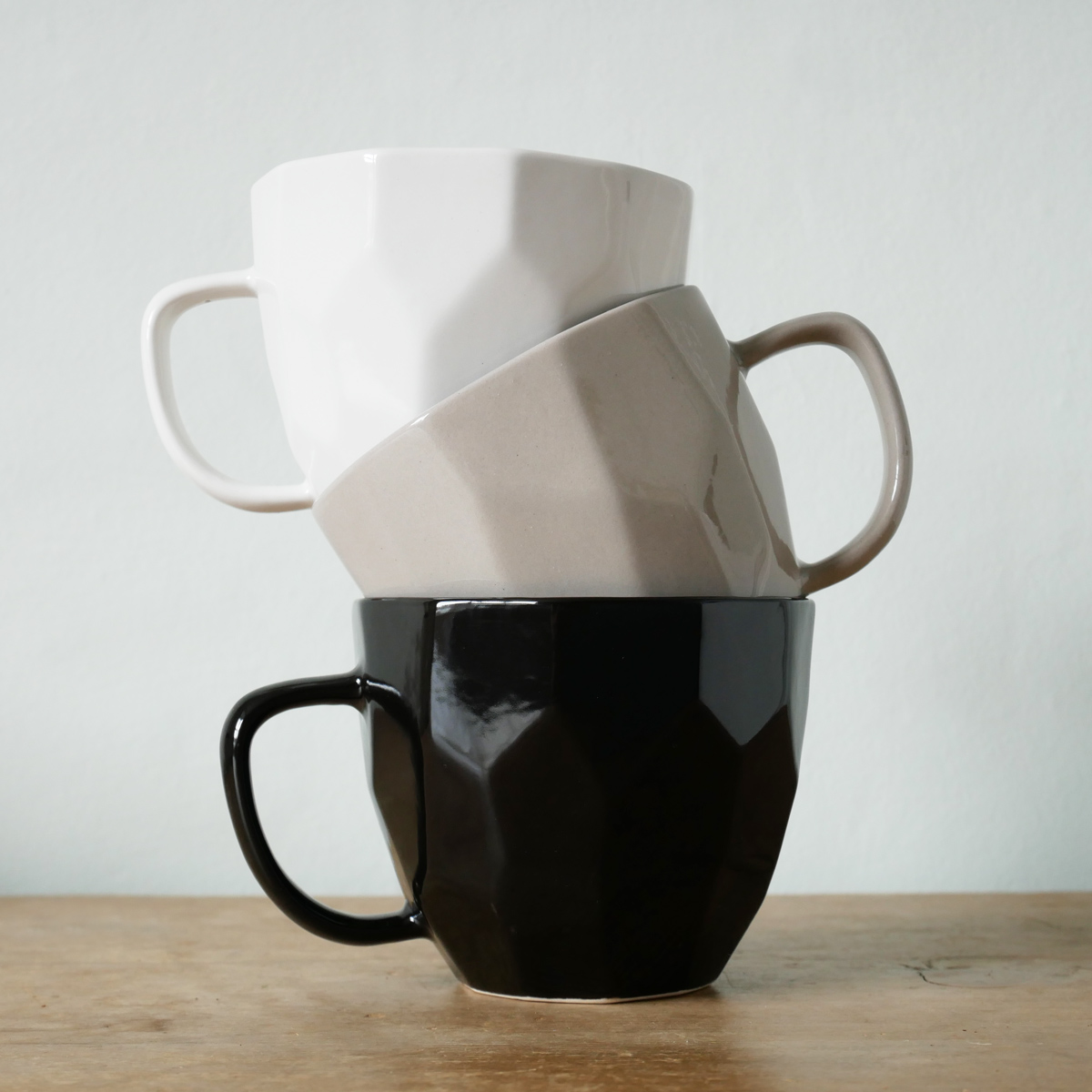 liv-interiors-geometric-mugs-in-black-grey-&-white-stacked