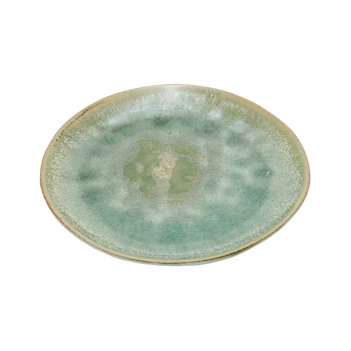 green-glazed-side-plates