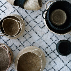 Broste-Janson-Rug-with-baskets-lifestyle-image