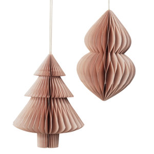L_70080168 pink christmas paper decorations broste