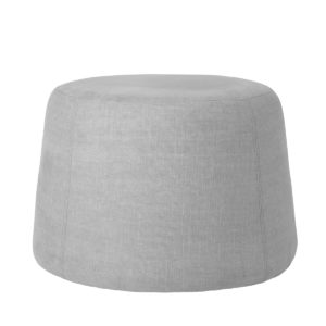 Broste-Air-Pouffe-Footstall-Grey