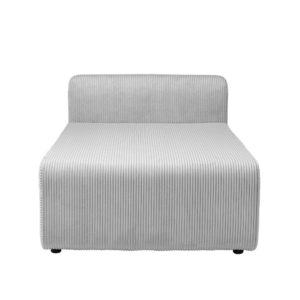 Lake-Sofa-Module-Long-Broste-Copenhagen-Light-Grey-Corduroy