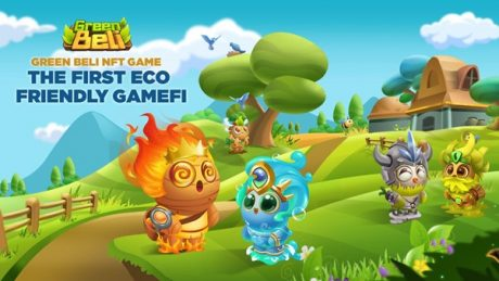 Green Beli Raises $1.1M for its Eco-Friendly NFT Gaming Project