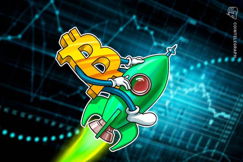 $200K BTC price 'programmed' as Bitcoin heads toward 2nd RSI peak
