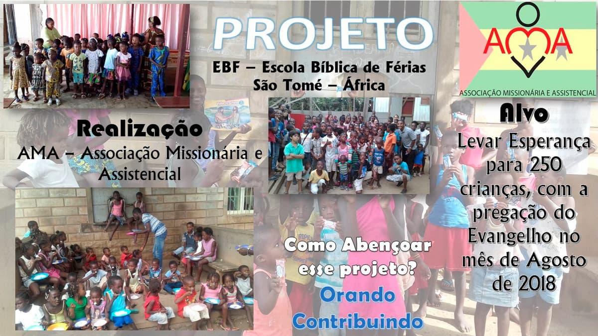 """Relatório do Projeto  """"Crianças Deçú Sá Buá"""""""