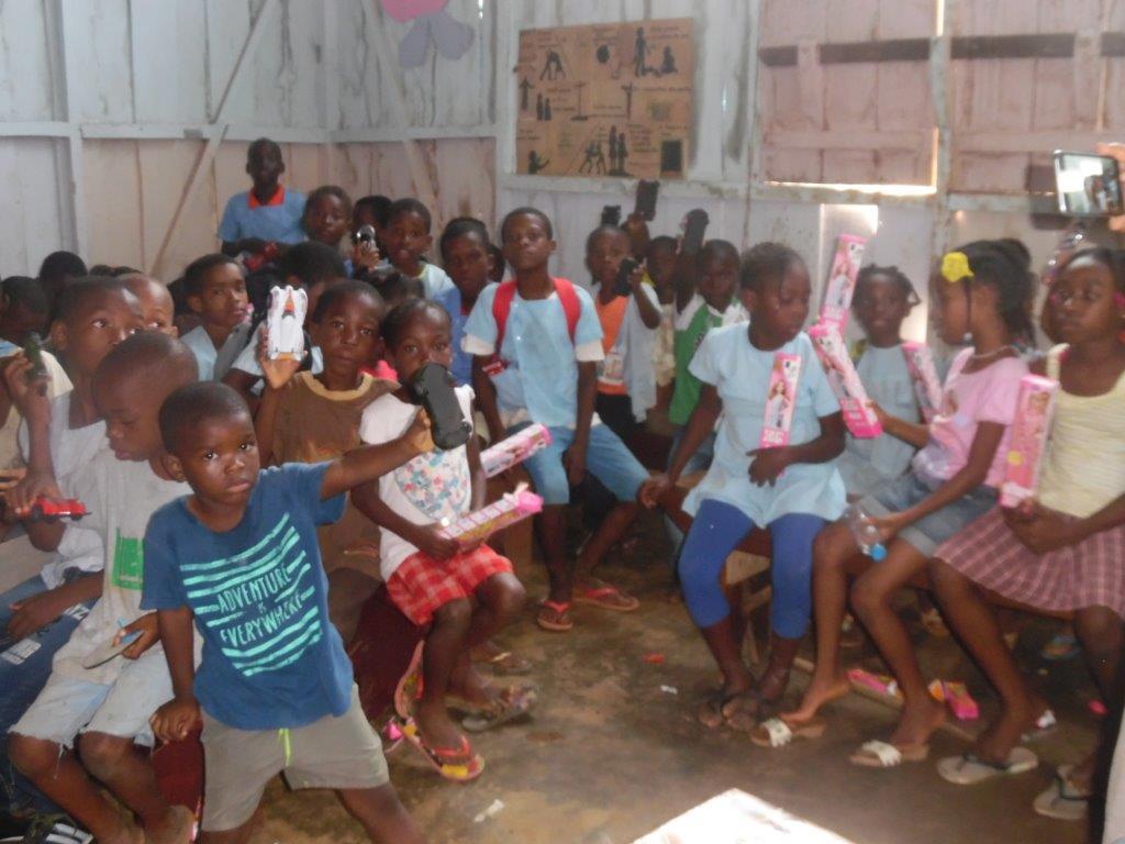 Festa de Natal e Passagem de Ano 2020 – Casa da Sopa – S. Tomé e Príncipe