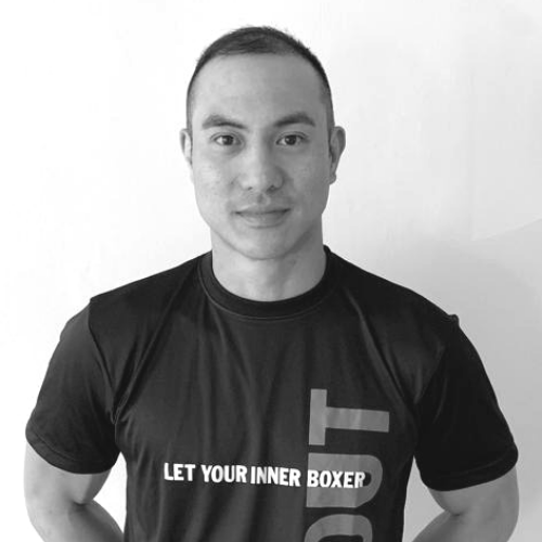 leo mercurior boxing coach