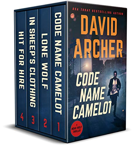 Code Named: Camelot Book Cover