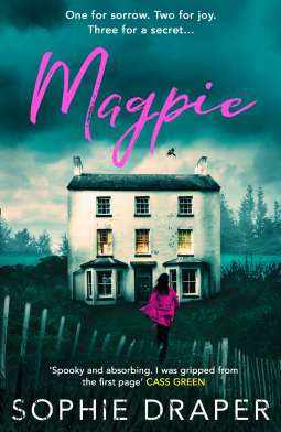 Magpie Book Cover
