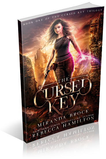 The Cursed Key Book Cover