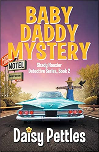 Baby Daddy Mystery Book Cover