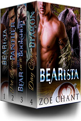 Bodyguard Shifters Book Cover
