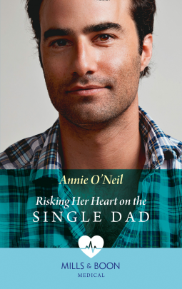 Risking Her Heart On The Single Dad Book Cover