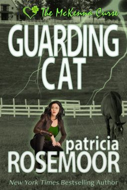 Guarding Cat Book Cover