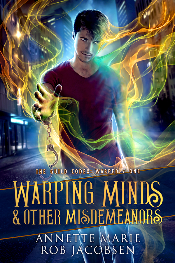 Warping Minds & Other Misdemeanors Book Cover