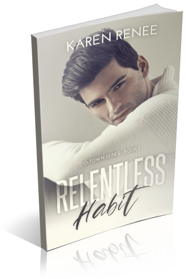 Relentless Habit Book Cover