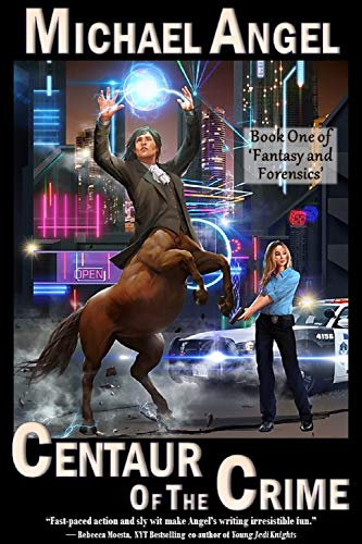 Centaur of the Crime Book Cover