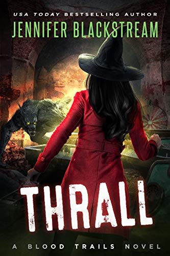 Thrall Book Cover