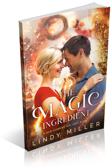 The Magic Ingredient Book Cover