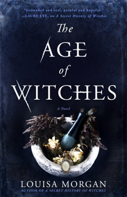 The Age of Witches , Book Cover