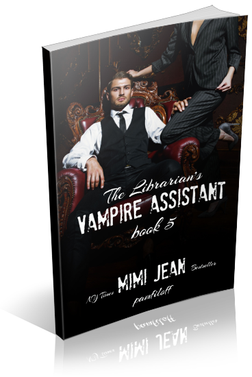 The Librarian's Vampire Assistant Book Cover