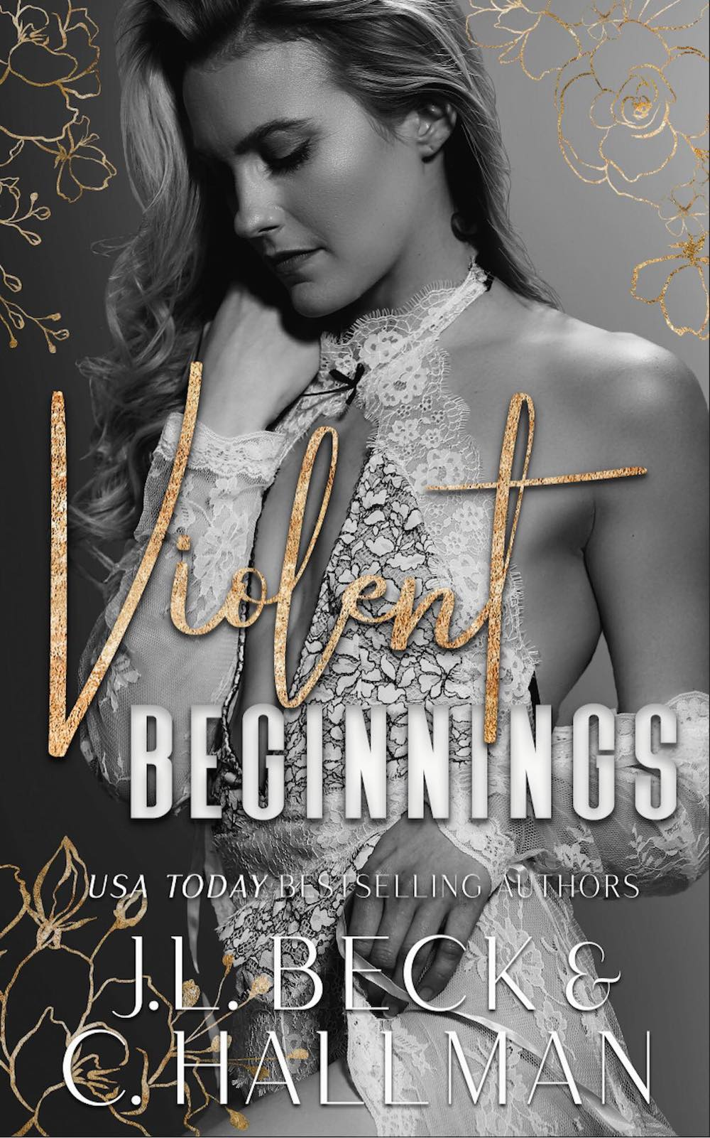 Violent Beginnings Book Cover