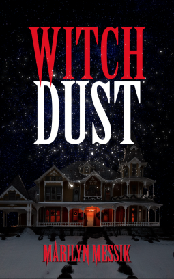 Witch Dust: A Paranormal Comedy Book Cover