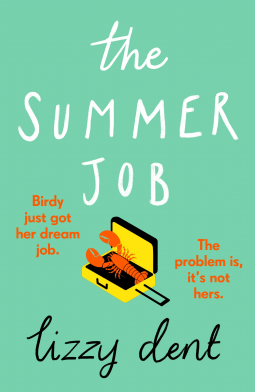 The Summer Job Book Cover
