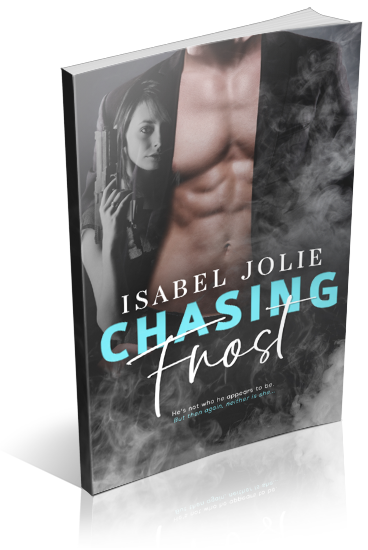 Chasing - Frosty story: Author explains her writing