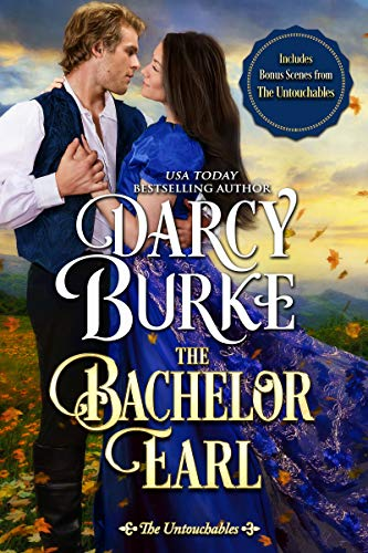 The Bachelor Earl Book Cover