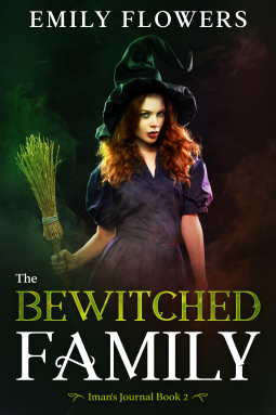 The Bewitched Family Book Cover