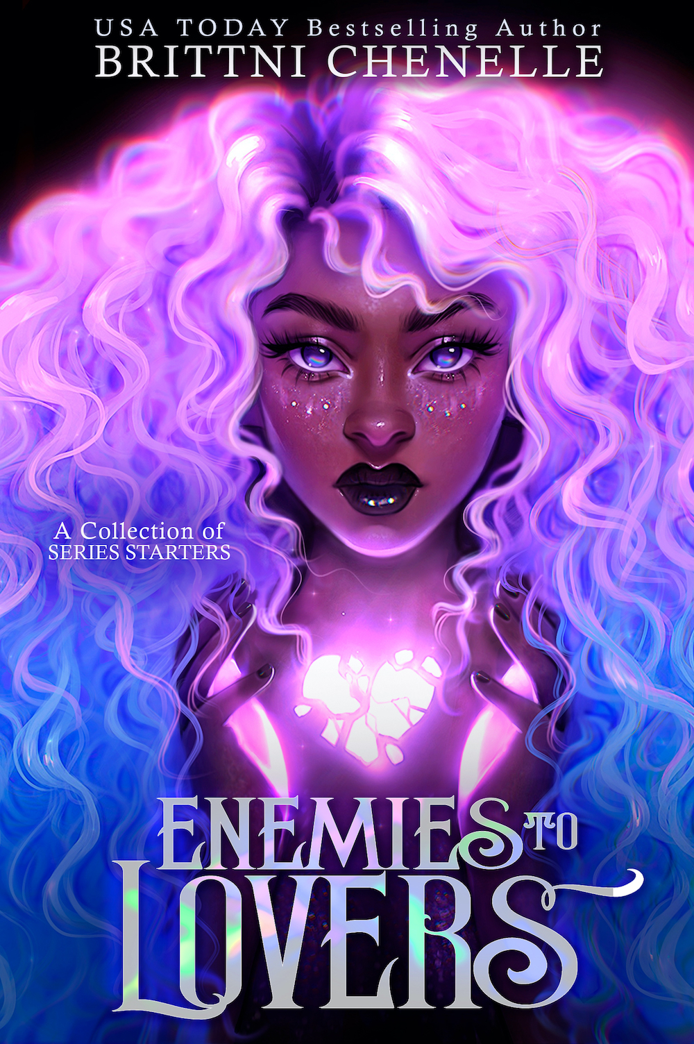 Enemies To Lovers: Book Cover