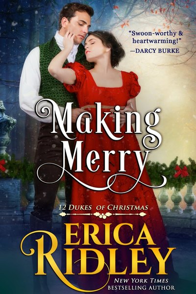 Making Merry Book Cover