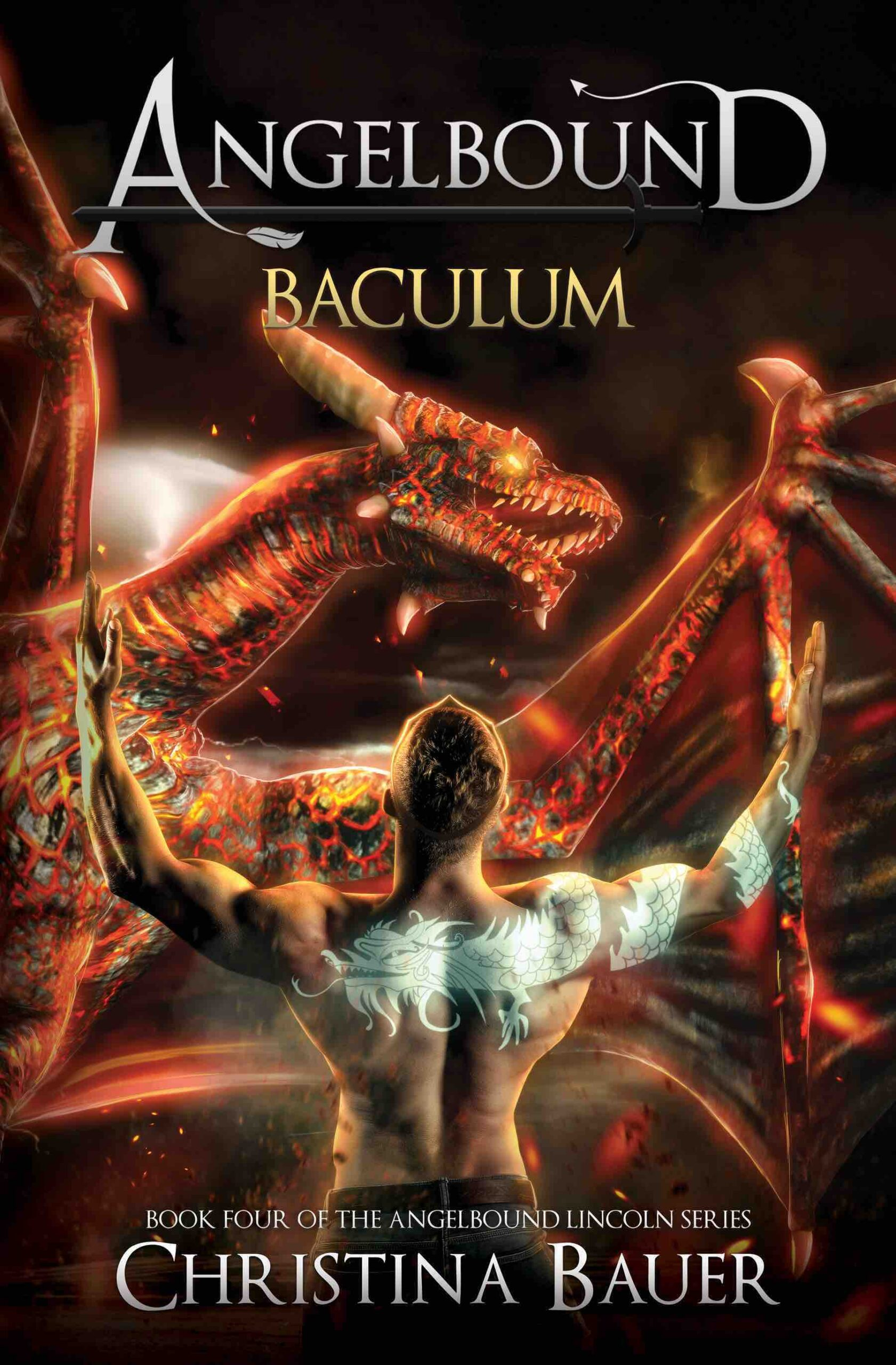 Baculum Book Cover