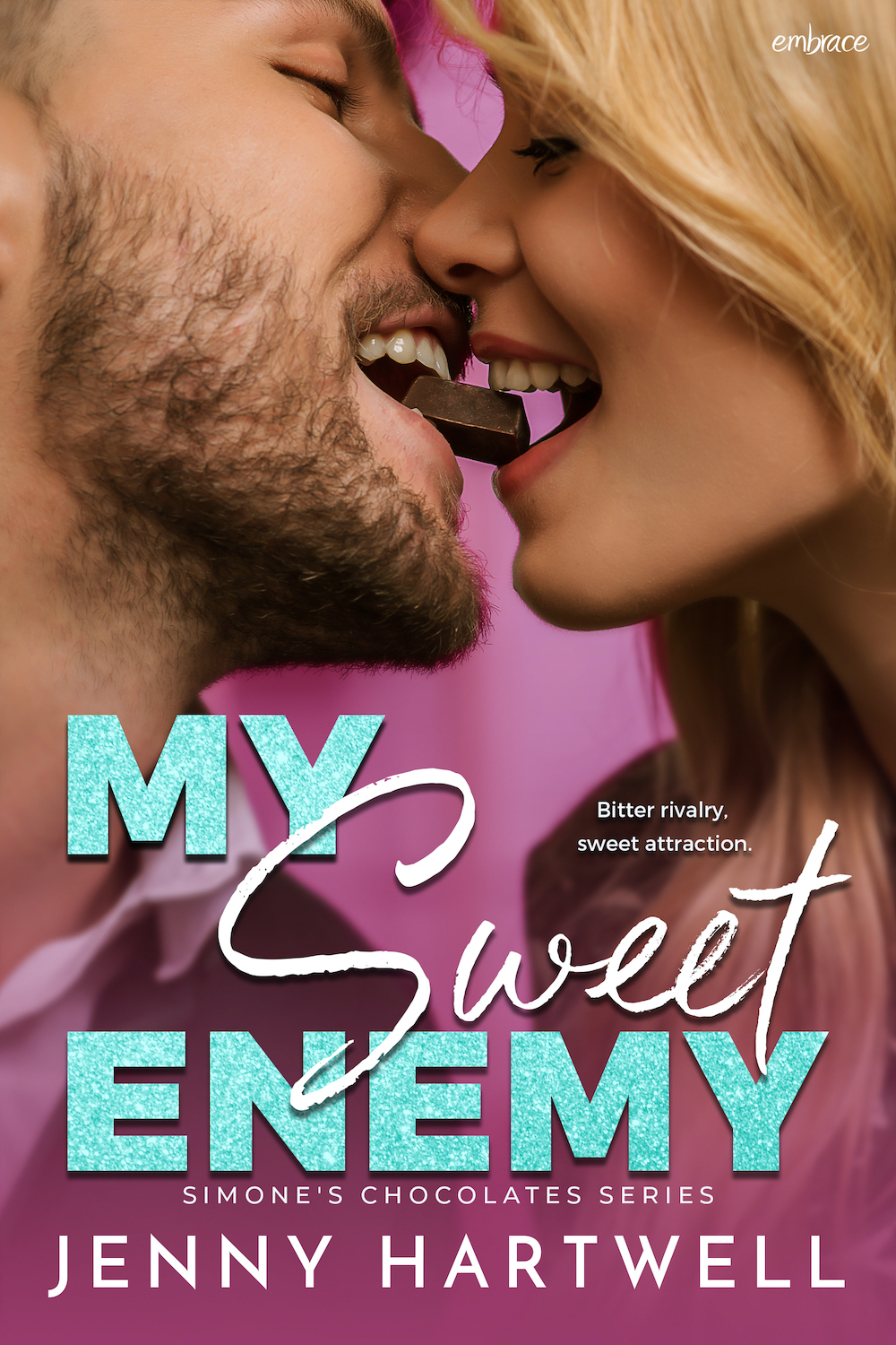 My Sweet Enemy Book Cover