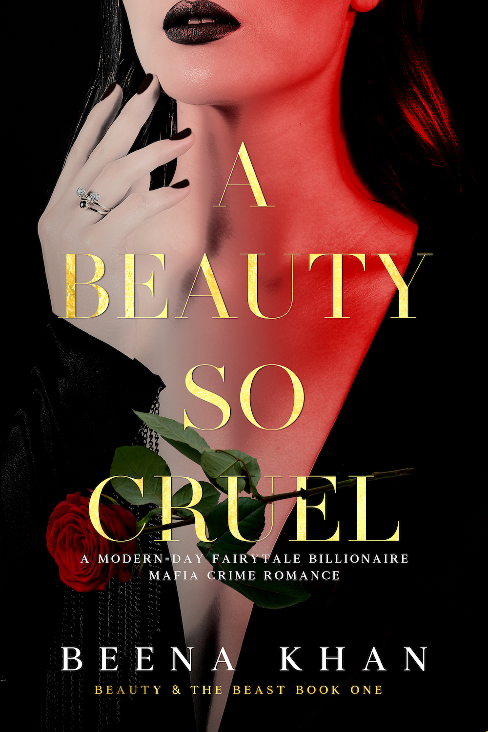 A Beauty So Cruel by Book Cover