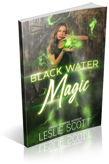 Black Water Magic Book Cover