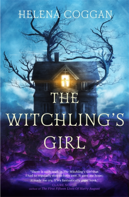 The Witchling's Girl Book Cover