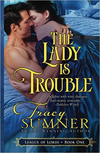 The Lady is Trouble Book Cover