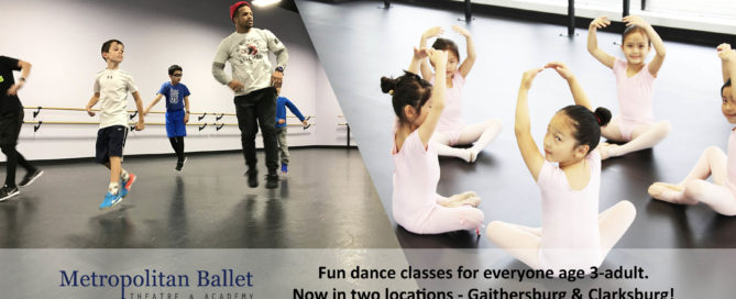 hip hop and early ballet pic