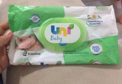 Uni Baby Natural Papatya Özlü