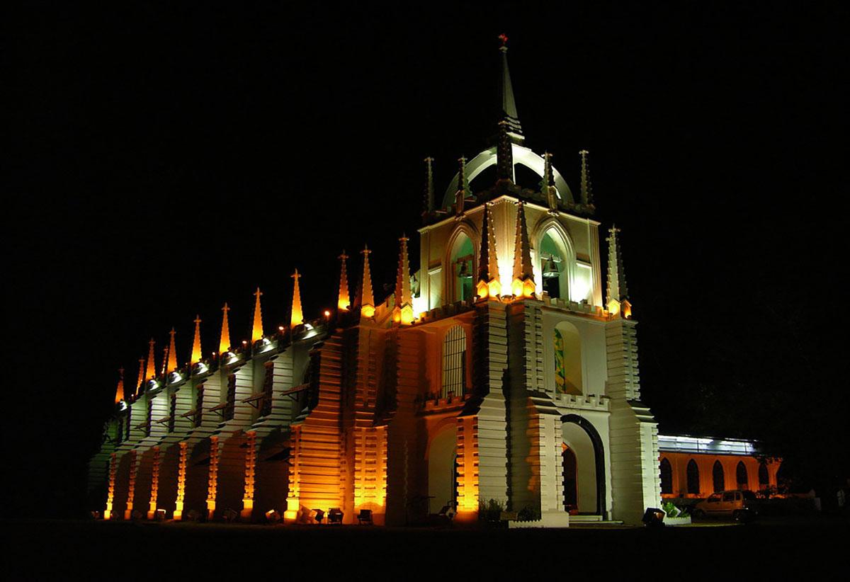 Church - Night