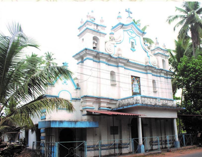 Santa Anna Chapel