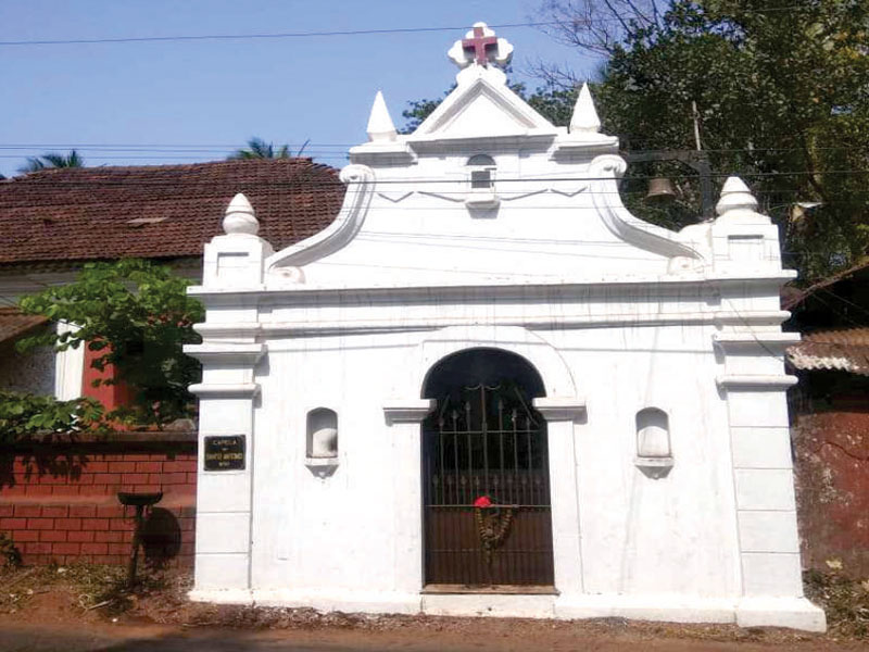 St. Anthony Chapel